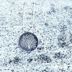 Tree of Life Pendant (Patina)