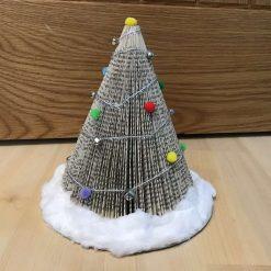 Bookfold Christmas tree