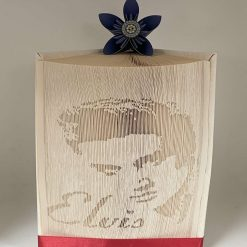 Elvis Book Fold