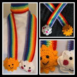 Crochet Angel Bag Charm