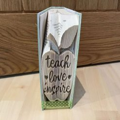 Teacher bookfold