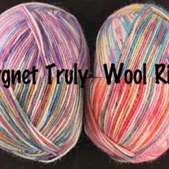 Cygnet Truly Wool Rich 4ply Sock Yarn - 100g