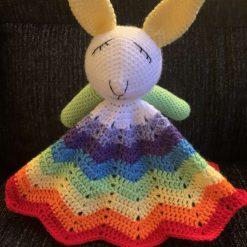 Crochet Baby Comforter