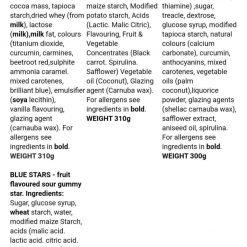 Sweet Jars - Vegan, Dairy Free, Gluten Free available 6