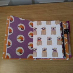 A6 Size laminated notebook 6