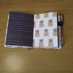 A6 Size laminated notebook 9
