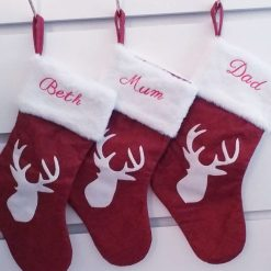 Personalised christmas stockings,Christmas decor,Christmas stocking,Christmas home decorations