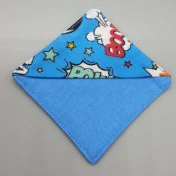 Blue Corner Bookmark