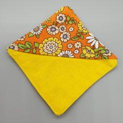 Bookmark - Corner Bookmark - Yellow & Orange