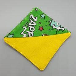 Bookmark - Corner Bookmark - Yellow & Green
