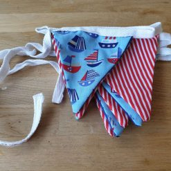 Boats and Stripes, Bunting