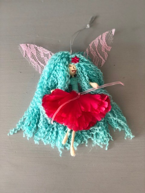 Fairy Decoration - Ariel - Free Postage 2