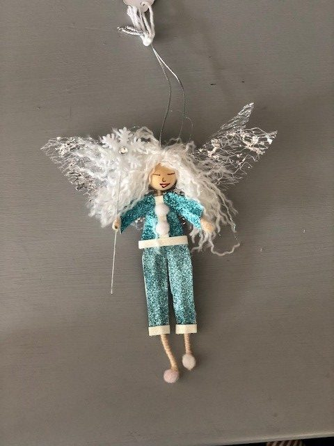 Fairy Decoration - Ice - Free Postage 2