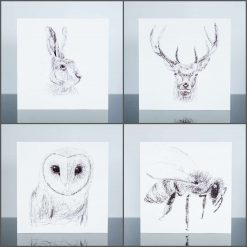 Greetings Cards - Any 4 for £10