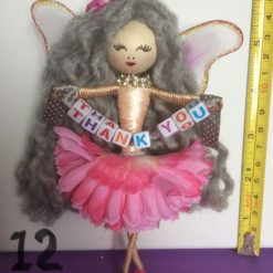 Bendy fairy thank you doll