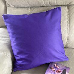 Handmade glow in the dark fairy reading cushion 12