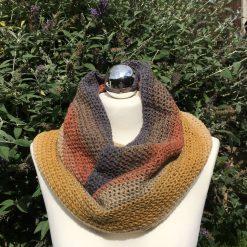 Crochet Cowl/Infinity Scarf