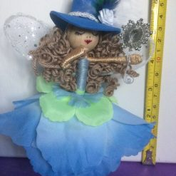 Bendy fairy doll