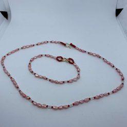 Child's Necklace & Bracelet Set