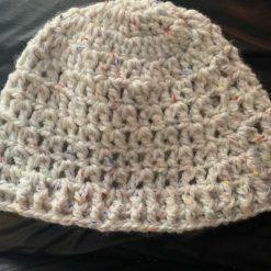 Chunky V stitch hat- adult