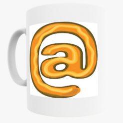 @ Sign mug