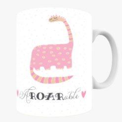Aroarable Dinosaur Mug