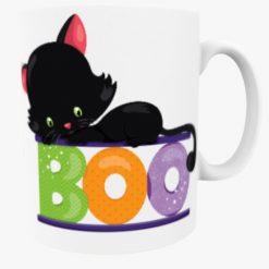 Cat Boo Mug