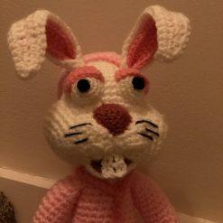 Crochet Sleepytime Bunny