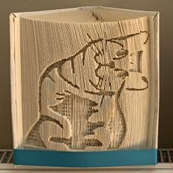Cat Book Fold