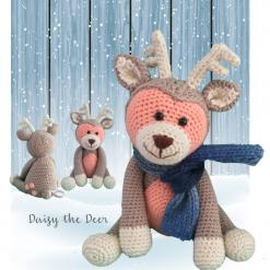 Crochet Pattern: Deer