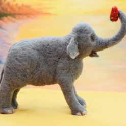 Alfi the Elephant