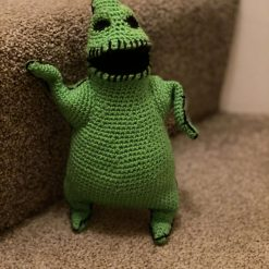 Oogie Boogie Crochet