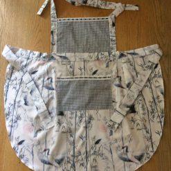 Crane cotton adult Apron with pockets