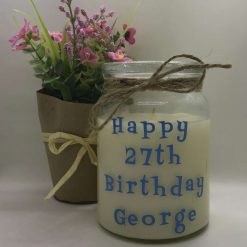 Birthday Candle-Personalised - Gift