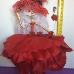 Day of the dead fairy doll