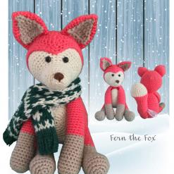 Crochet Pattern: Fox