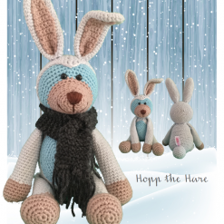Crochet Pattern: Hare