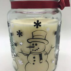 CHRISTMAS CANDLE -Have yourselves a Merry Little Christmas- 95hr burn time