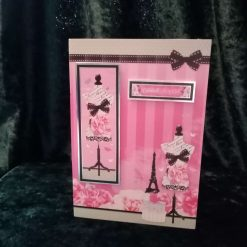 A5 Celebrate In Style Greetings Card