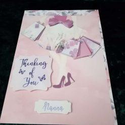 C5 Thinking Of You Nanna Card