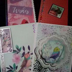 4 Ladies Greeting Cards