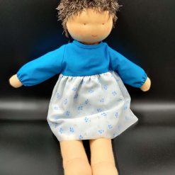 Dress-up doll Amy for 3-5 year olds