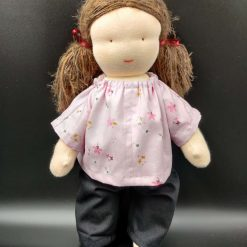 Dress-up doll Anne for 5+ year olds