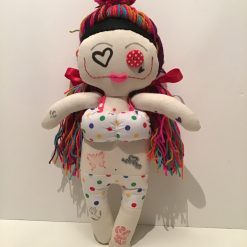 OOAK Doll , Willamina Wanton 2