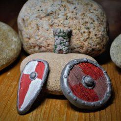 Medieval Magnet Set (Polymer Clay)