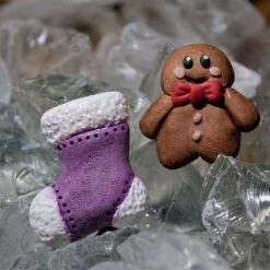Christmas Magnet Set (Polymer Clay) 4