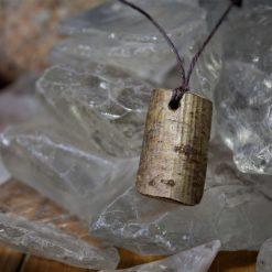 Bark Necklace (Wood)