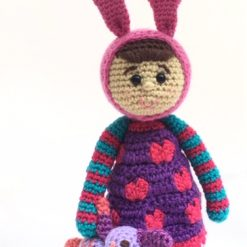 Crochet Pattern: Doll