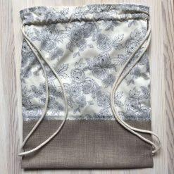 Handmade Drawstring Bag 5