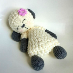 Crochet pattern: Sheep